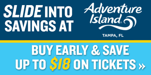 College students slide into savings at Adventure Island Tampa Bay